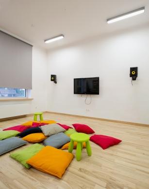 Sala warsztatowa, 2015