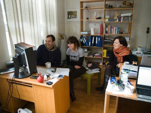 Biuro INSPIRO w 2008 roku