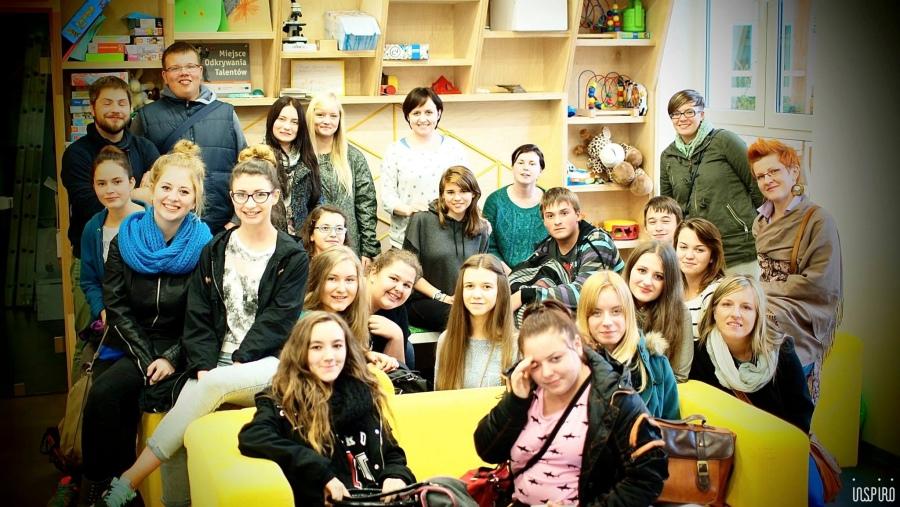 2014_09 wizytaS Centrum Rozwoju Inicjatyw Społecznych CRIS